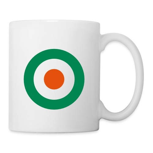 Italy Coffee Mug with Text reverse - Coffee/Tea Mug
