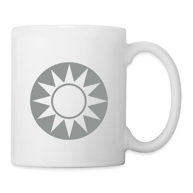 China Coffee Mug with Roundel image.