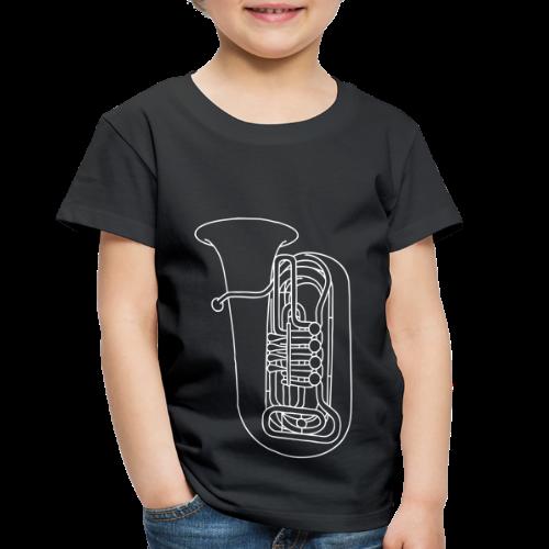 TUBA brass - Toddler Premium T-Shirt