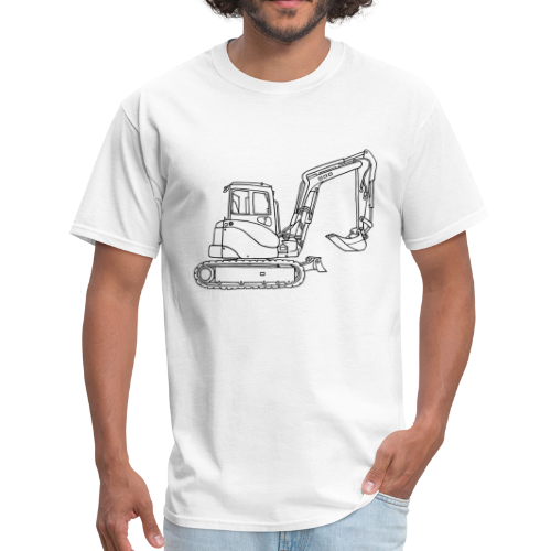 Digger - Men's T-Shirt