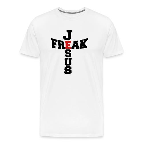 Jesus Freak  - Men's Premium T-Shirt