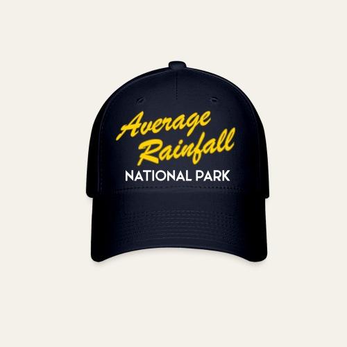 Average Rainfall National Park Hat - Baseball Cap