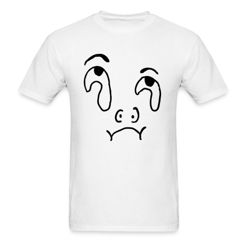 Stop Crying - Men's T-Shirt