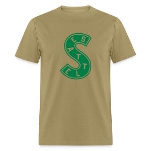 I Hella Seattle - Men's T-Shirt