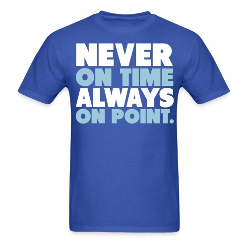 ON POINT T-SHIRT - Men's T-Shirt