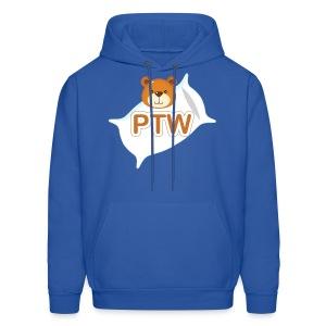 Premium PTW Men's Hoodie - Men's Hoodie