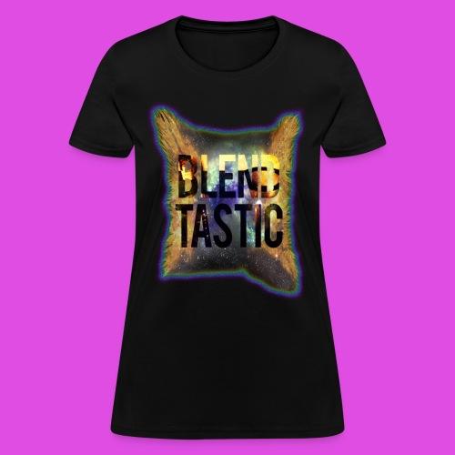 Women's Blendtastic Galaxy t-shirt - Women's T-Shirt