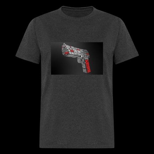 God Gun - Men's T-Shirt