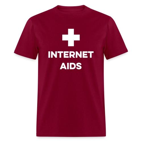 INTERNET AIDS - Men's T-Shirt