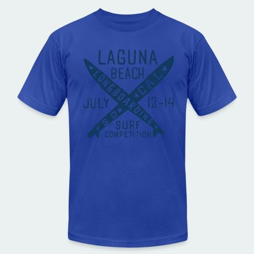 American Apparel ,Tribe Crest Tribal t-shirts tribecrest  - Men's  Jersey T-Shirt