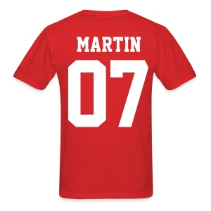 MARTIN 07 - Tee (XL Logo, NBL) - Men's T-Shirt