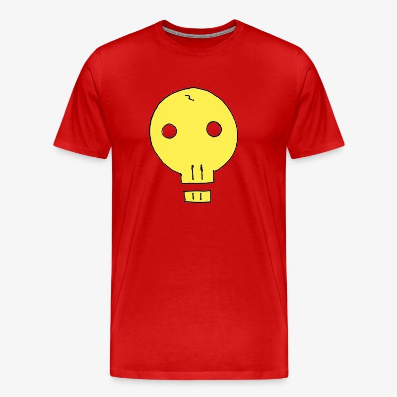 CF-logo-yellow2 - Men's Premium T-Shirt