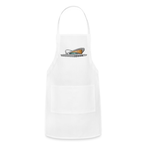 Congress Hall BERLIN - Adjustable Apron