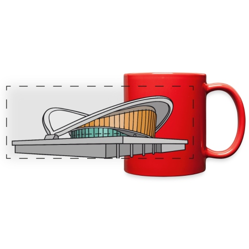 Congress Hall BERLIN - Full Color Panoramic Mug