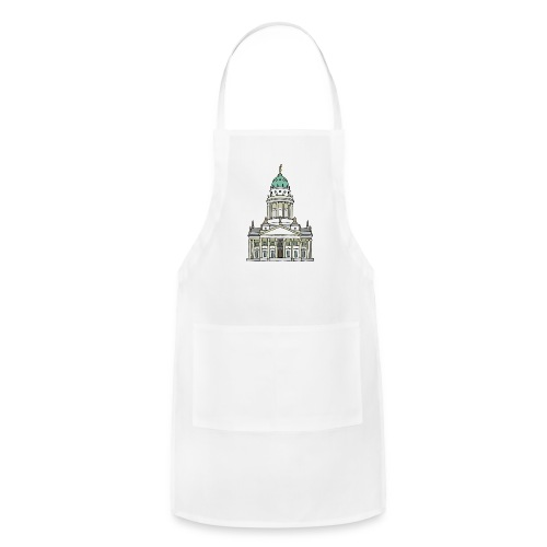 French Cathedral Berlin - Adjustable Apron
