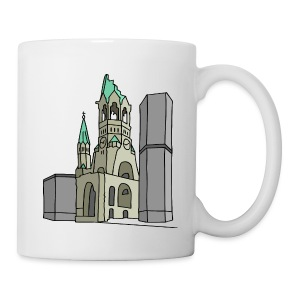 Memorial Church Berlin - Coffee/Tea Mug
