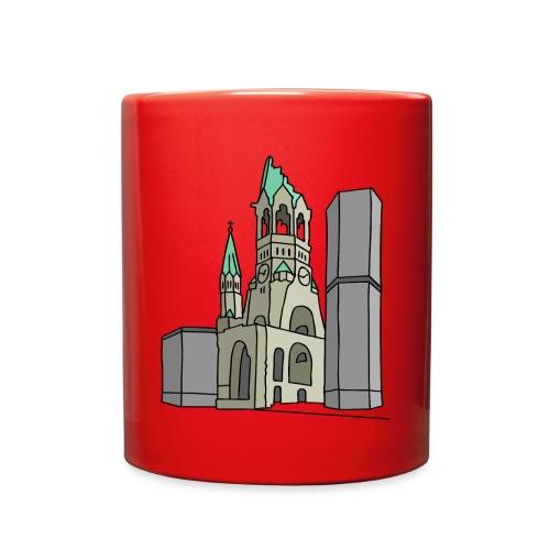 Memorial Church Berlin - Full Color Mug