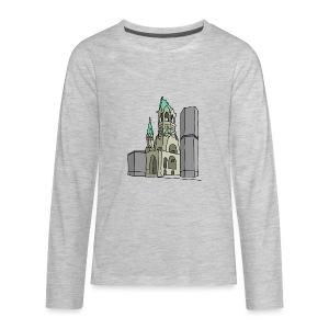 Memorial Church Berlin - Kids' Premium Long Sleeve T-Shirt
