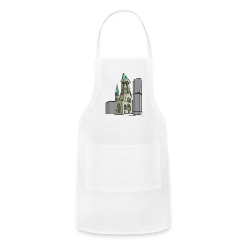 Memorial Church Berlin - Adjustable Apron