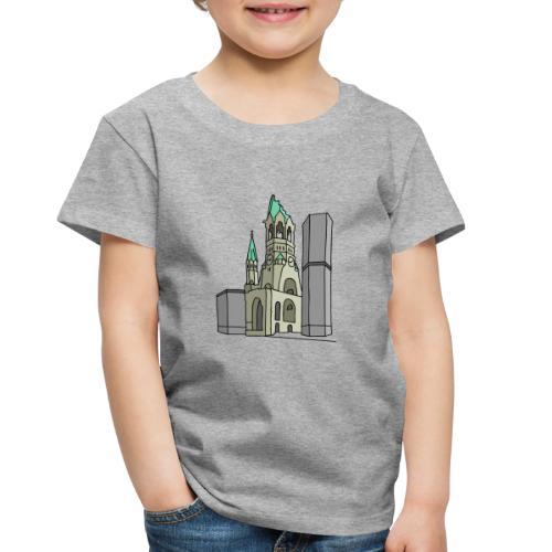 Memorial Church Berlin - Toddler Premium T-Shirt