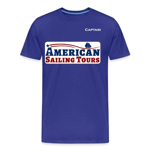 Summer Wind 2018 Crew T Blue - Men's Premium T-Shirt