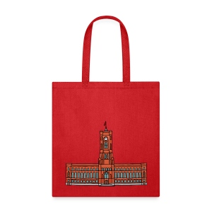 Red City Hall Berlin - Tote Bag