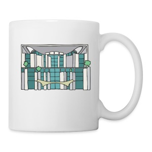Chancellery in Berlin - Coffee/Tea Mug