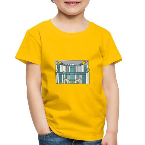 Chancellery in Berlin - Toddler Premium T-Shirt