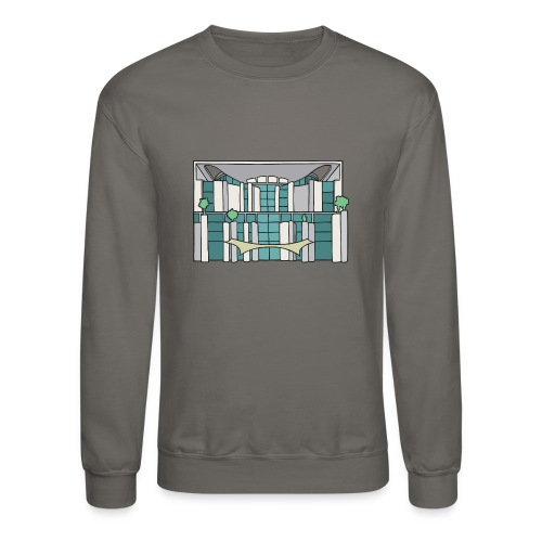Chancellery in Berlin - Crewneck Sweatshirt