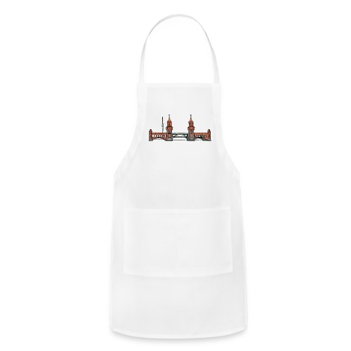 Oberbaum Bridge in Berlin - Adjustable Apron
