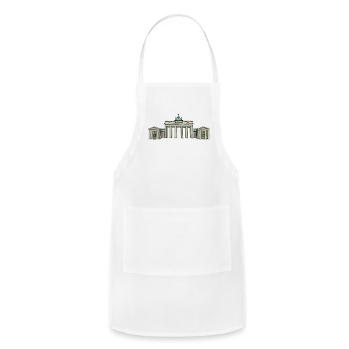 Brandenburg Gate in Berlin - Adjustable Apron