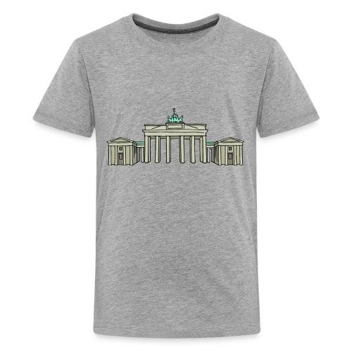Brandenburg Gate in Berlin - Kids' Premium T-Shirt