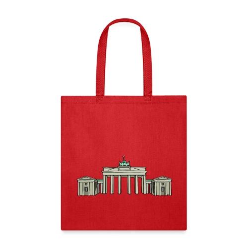 Brandenburg Gate in Berlin - Tote Bag