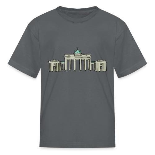 Brandenburg Gate in Berlin - Kids' T-Shirt