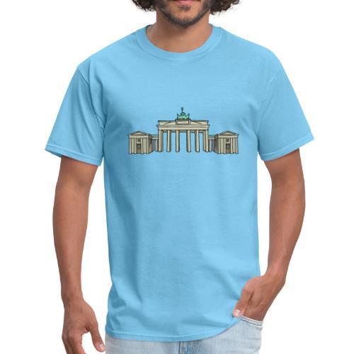 Brandenburg Gate in Berlin - Men's T-Shirt