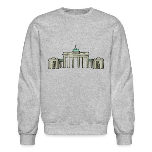 Brandenburg Gate in Berlin - Crewneck Sweatshirt