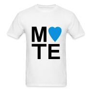 T-Shirts ~ Men's T-Shirt ~ Soulmate MATE Pair Couple Shirt