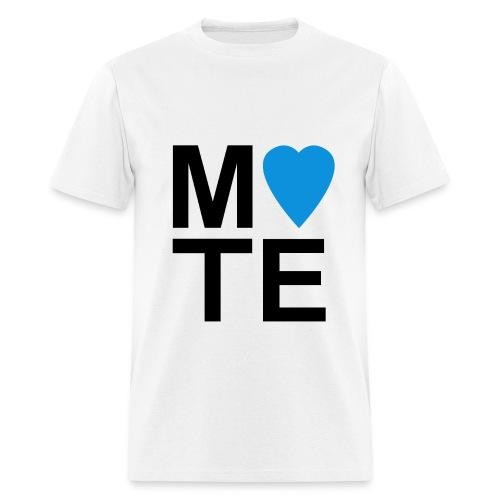 Soulmate MATE Pair Couple Shirt - Men's T-Shirt