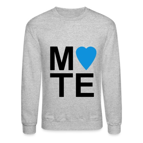 Soulmate MATE Pair Couple Shirt - Crewneck Sweatshirt