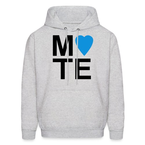 Soulmate MATE Pair Couple Shirt - Men's Hoodie