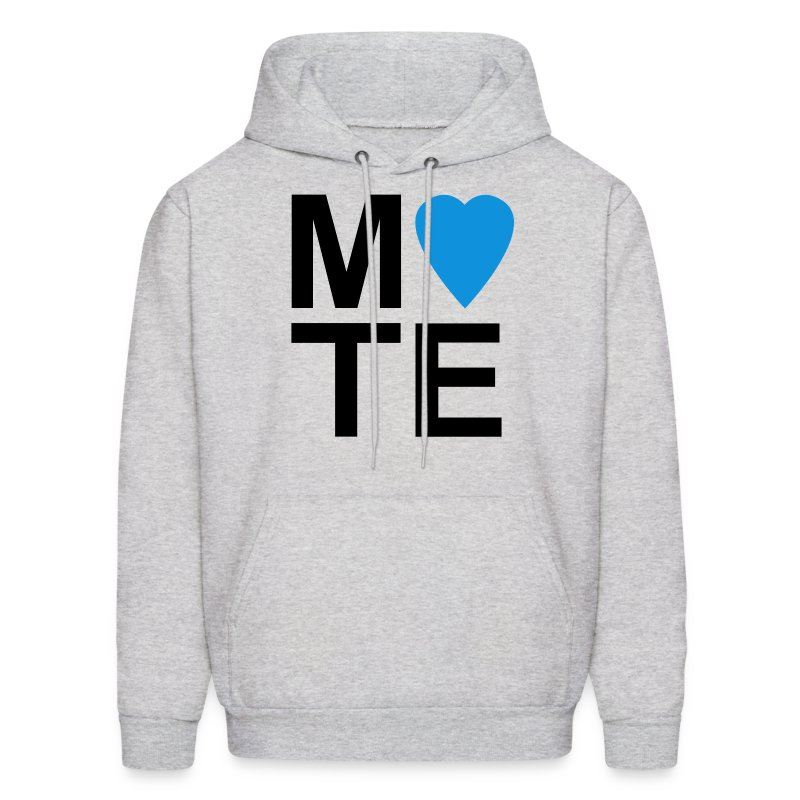 Soulmate MATE Pair Couple Shirt - Men's Hoodie