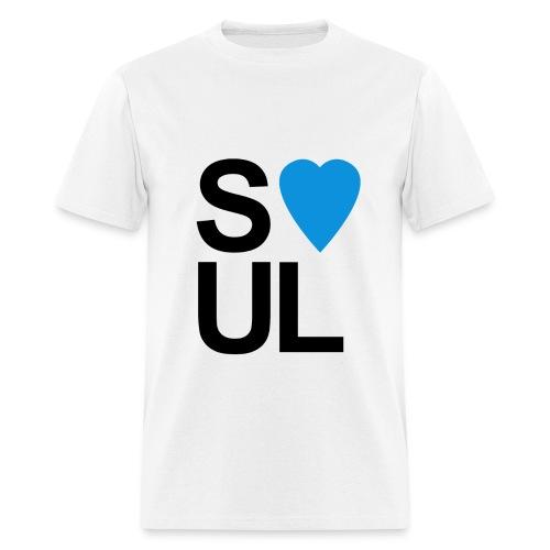 Soulmate SOUL Pair Couple Shirt - Men's T-Shirt