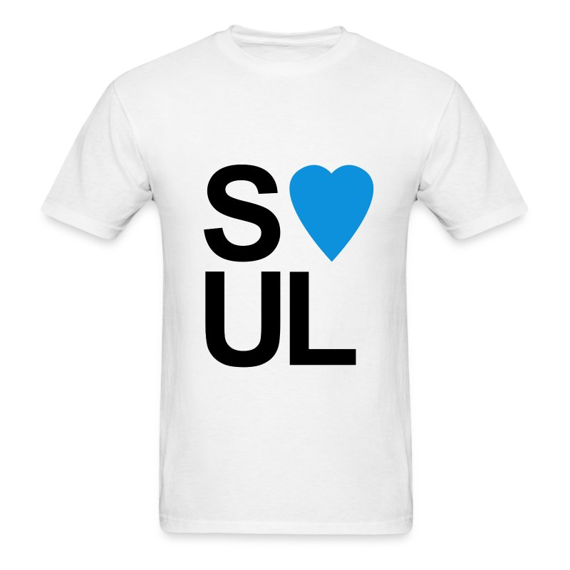 Soulmate SOUL Pair Couple Shirt - Men's T-Shirt