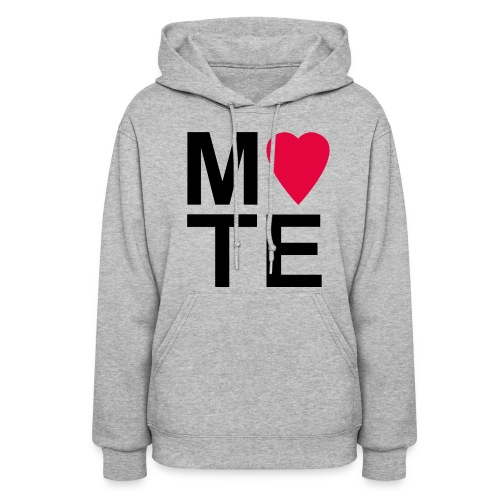 Soulmate MATE Pair Couple Shirt - Women's Hoodie