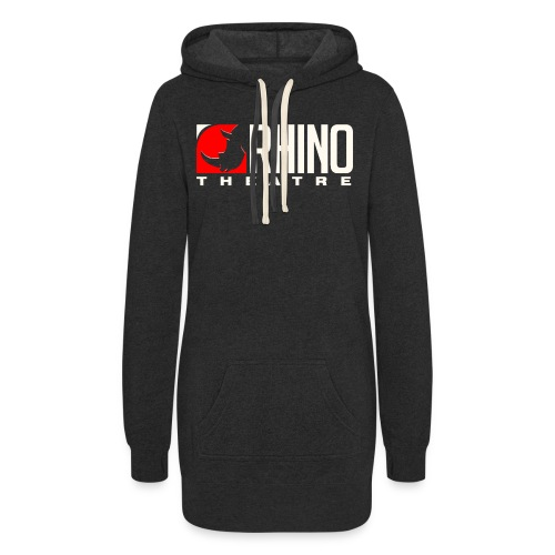 Rhino Theatre Women's Hoodie Dress - Women's Hoodie Dress