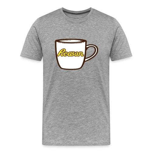 Ajit's Neutrality Mug by Tai's Tees - Men's Premium T-Shirt