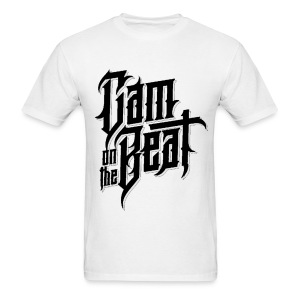 Cam On The Beat - Men's T-Shirt