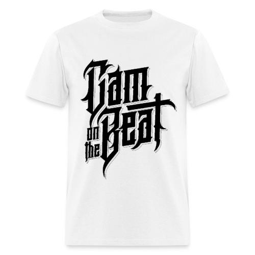 Cam On The Beat - Men's T-Shirt