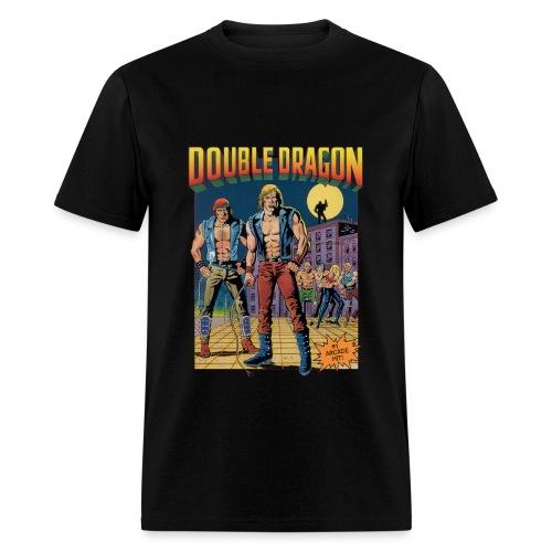 Double dragon - Men's T-Shirt
