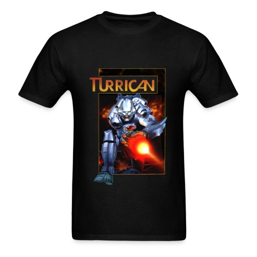 Turrican - Men's T-Shirt